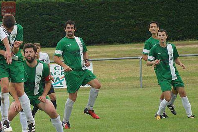Football coupe de france les r sultats en maine et - Resultats coupe de france de football ...