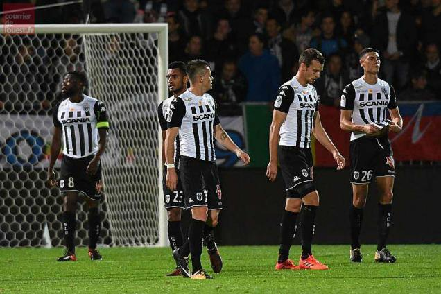 Football. Angers-SCO écœuré par Toulouse (0-1)