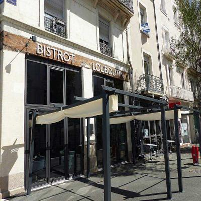 bistrot louboutin angers place moliere