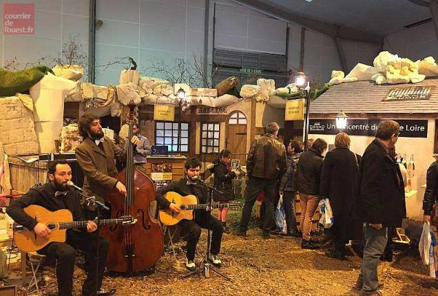 Saumur le grand saumur prim au salon du tourisme de - Salon international du tourisme rennes ...