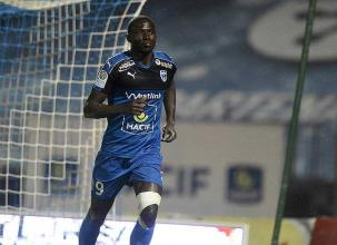 Football. Chamois : Dona Ndoh titulaire face au Havre