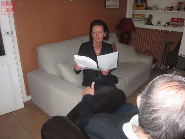 Me Patricia Guillaume-Ennouchi, avocate du retraité niortais.
