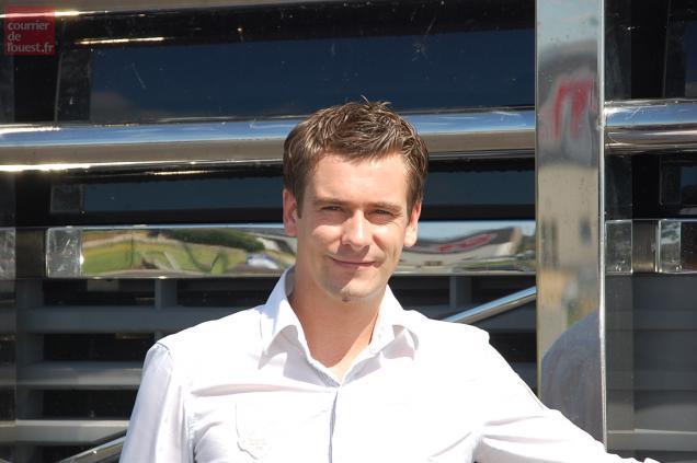 Sébastien Naulet dirige une entreprise de transport routier frigorifique.