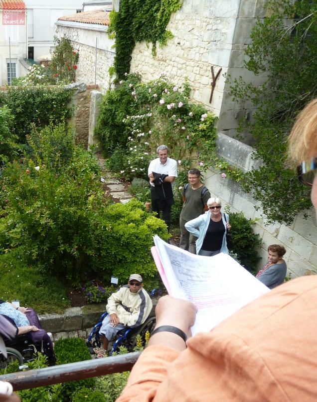 Des visites gratuites du jardin de Pierre Loti sont proposées dimanche.