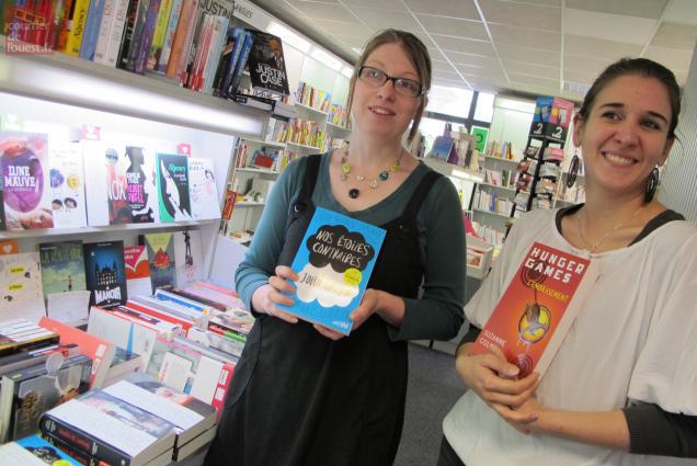 A la Librairie technique, Manuelle et Gwenaëlle ont à cœur de défendre les livres qu'elles ont aimés