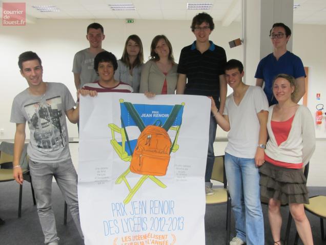 Dix lycéens ont participé à l'aventure.