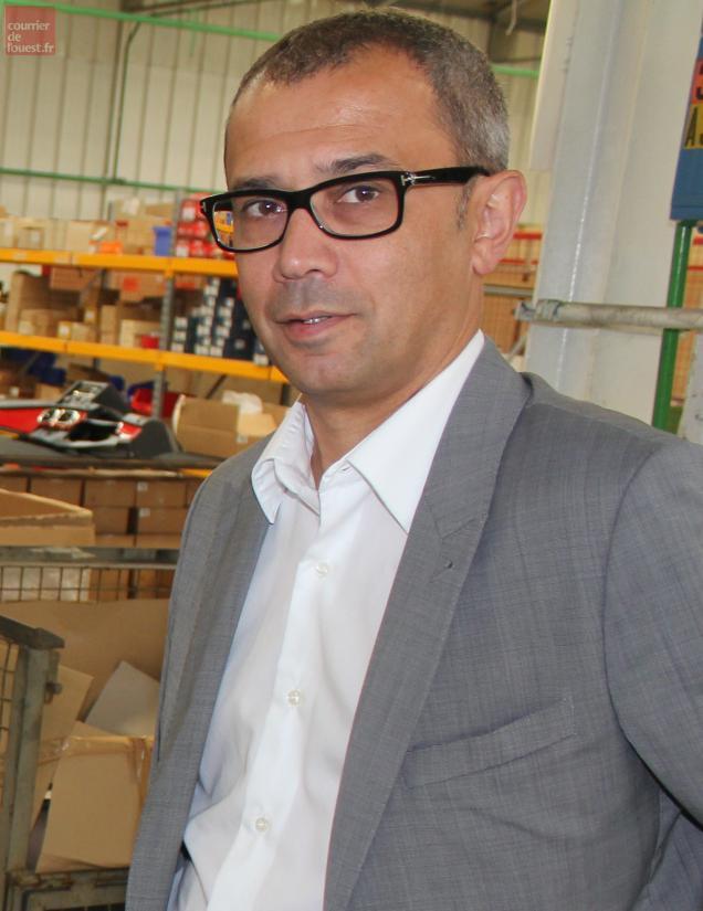Patrice Froger a été promu Président directeur général.