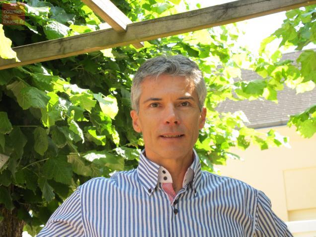 Alain Dumont est candidat.