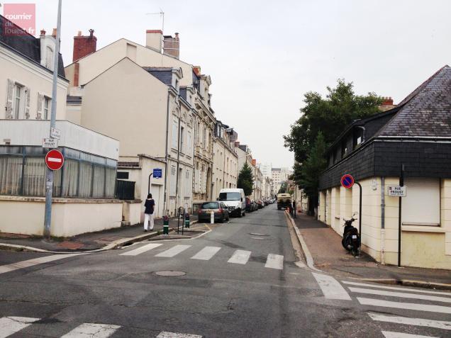 Rue du Quinconce comme avenue Jeanne-d'Arc, les valeurs des habitations ont été réévaluées