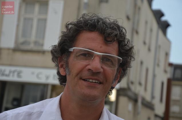 Lucien Marinucci veut notamment faire revivre le centre-ville.