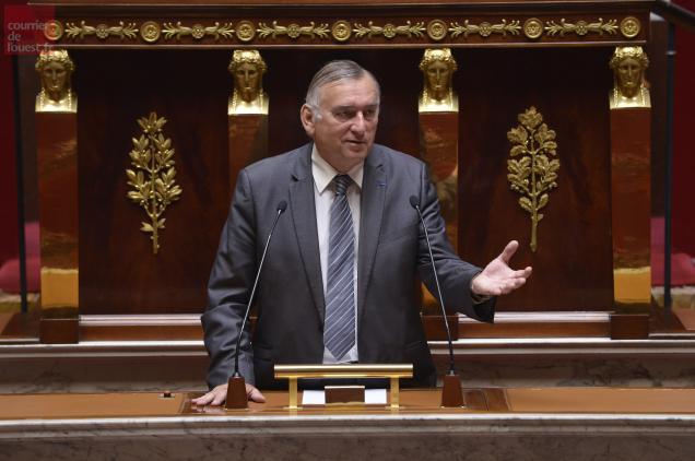Jean-Luc Drapeau, député, redeviendra le suppléant de Delphine Batho le 3 août prochain.