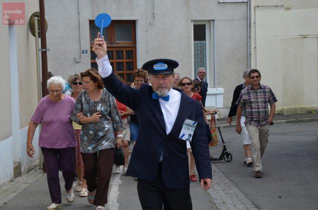 Environ 500 personnes ont participé aux visites guidées de Délices DADA.
