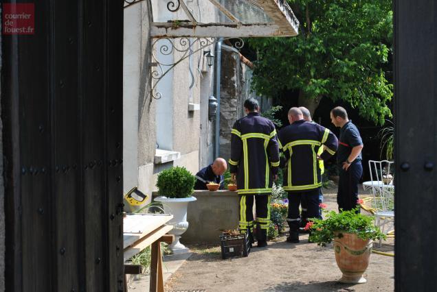 Fausse alerte pour les pompiers qui n'ont pas détecté de trace de pyralène dans le transfo.