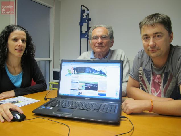 Le nouveau site de La Ménitré est en ligne depuis jeudi soir 29août.