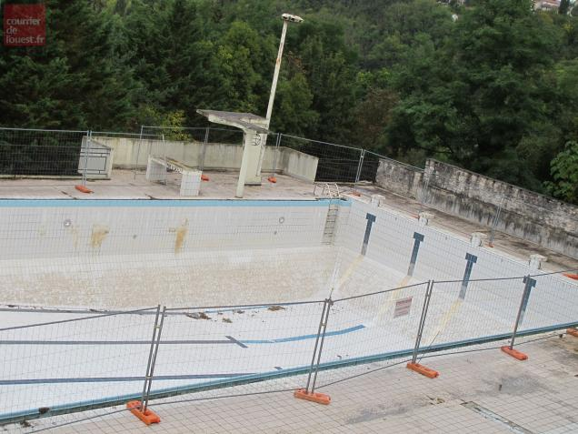 Thouars quel avenir pour l 39 ancienne piscine d 39 t for Piscine thouars