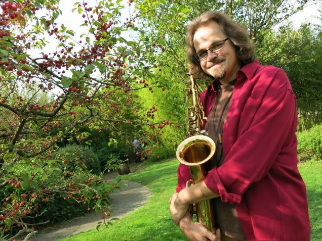 Stéphane Guillaume est venu épauler dans leur travail des jeunes musiciens du conservatoire de Cholet.