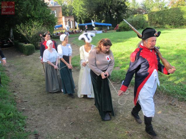 Les Brigands du Bocage ont revêtu les habits de 1793.