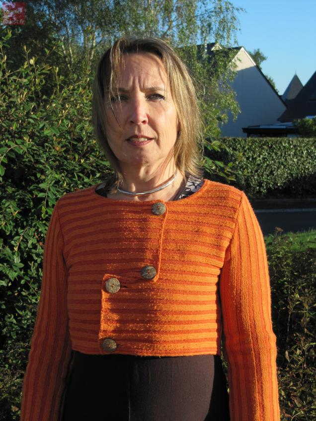 Catherine Jamil, élue PS, conduira une liste à Avrillé