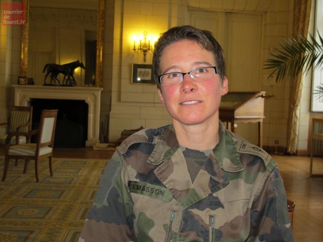 """Sauveteuse d'un jour, Isabelle Masson témoigne """"contre l'indifférence"""""""