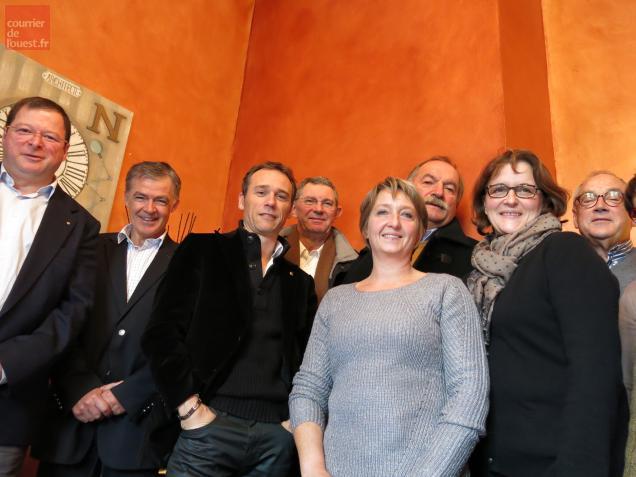 Les porteurs du projet ont présenté le dispositif ce samedi au Grand Café en présence des deux éducatrices (au premier plan).
