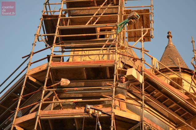 Le chantier devrait être terminé en 2015.