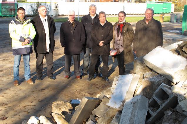 Un partenariat associe le Sictom Loir et Sarthe, les entreprises Brangeon et Durand.