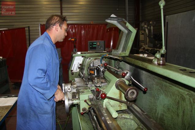 ATI façonne des machines industrielles à la demande