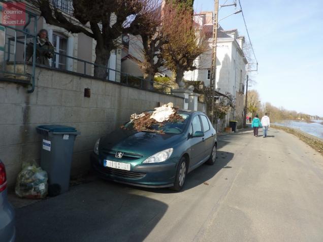 bouchemaine insolite dr le d 39 endroit pour d verser ses ordures courrier de l 39 ouest. Black Bedroom Furniture Sets. Home Design Ideas