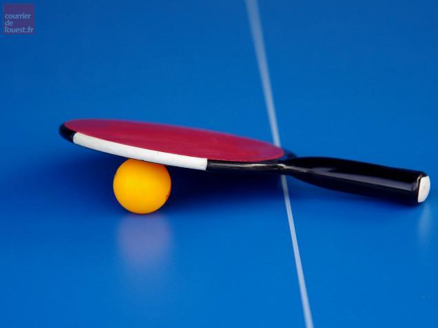 Tennis de table la romagne et la vaillante partagent les - Calculateur de point tennis de table ...