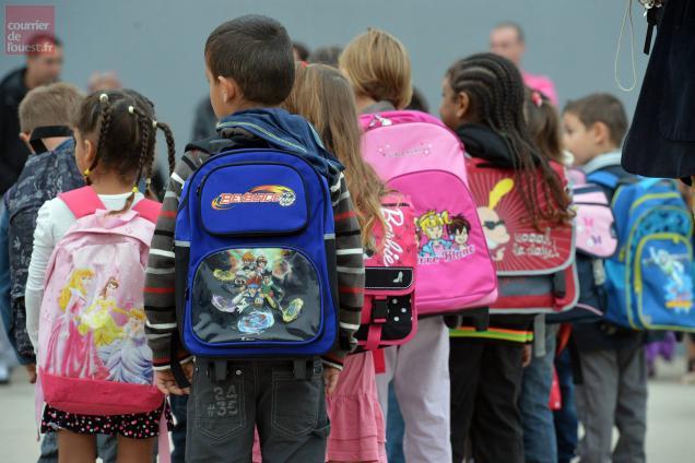 cholet la rentree de 5200 ecoliers choletais
