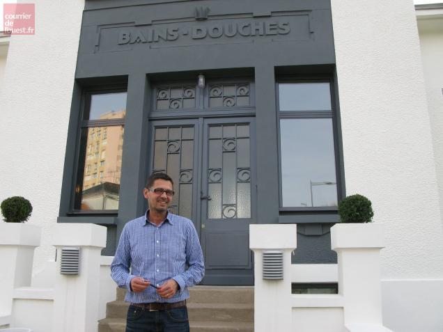 Cholet. Les Bains-Douches revisités