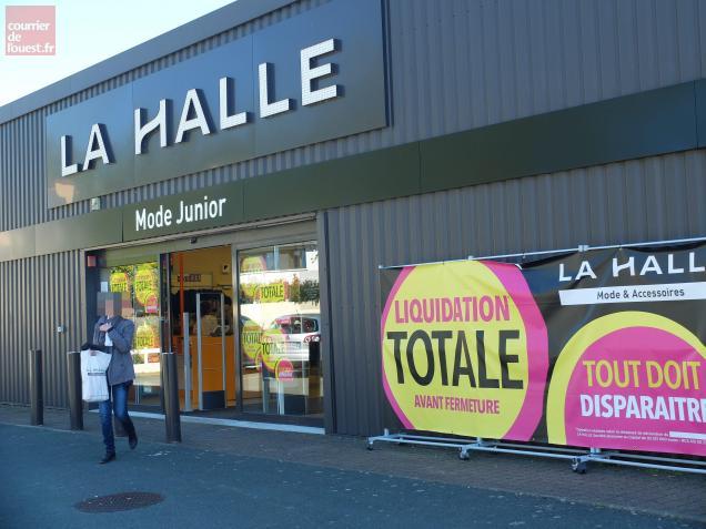 4ef42110447976 La Halle aux vêtements de la Roseraie fermera ses portes le 14 novembre,  comme celui