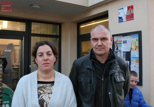 Virginie Gatineau et Frédéric Malécot, élus