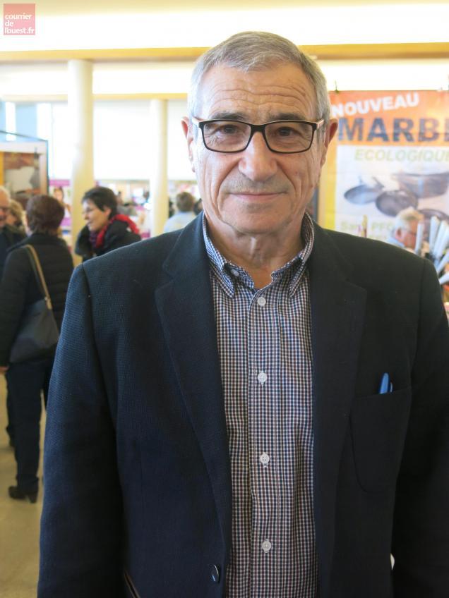 Jack Rambault, un président très heureux à la tête de BBA.
