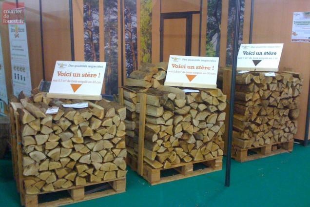 economie bois de chauffage et travail illégal  courrier