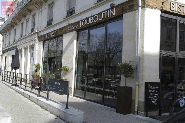 louboutin angers restaurant