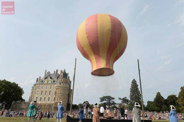 montgolfiere a brissac