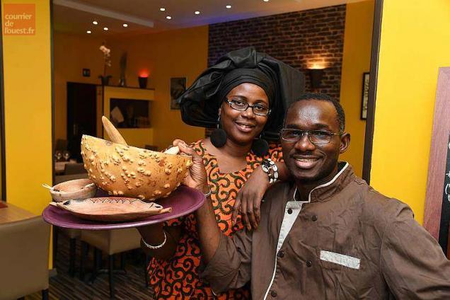 Angers Lex Chef Des Sentiers Du Dakar Ouvre Le Restaurant Au Pays
