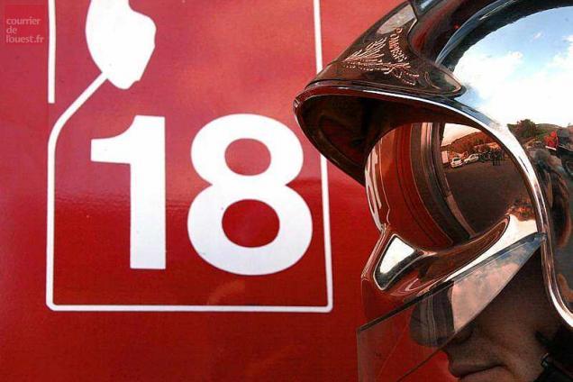 Le sinistre a mobilisé six sapeurs-pompiers, ce mardi 4 décembre, aux environs de 22 h 30.