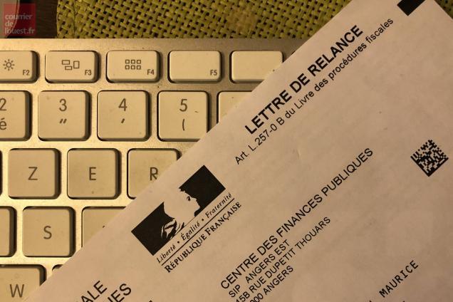 maine et loire ils ont pay leurs imp ts mais re oivent une amende de 15 euros courrier de l. Black Bedroom Furniture Sets. Home Design Ideas
