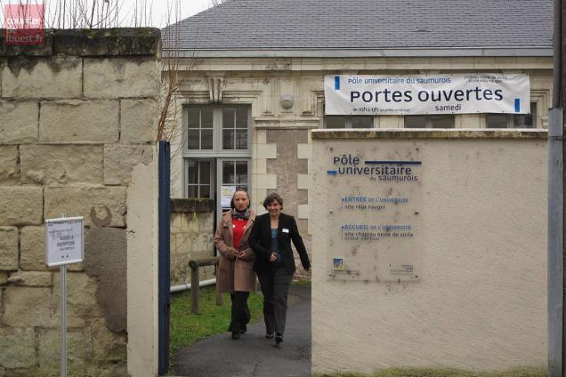 Saumur le p le universitaire ouvre ses portes samedi - Portes ouvertes universite angers ...