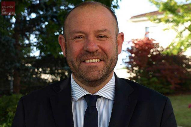 Philippe Mouiller, sénateur des Deux-Sèvres.