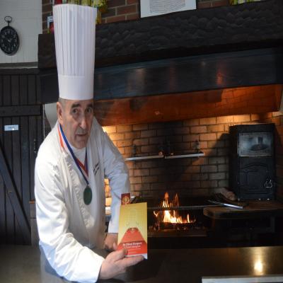 Tr laz bruno matignon des buttes la cuisine des algues courrier de l 39 ouest - La cuisine de bruno ...