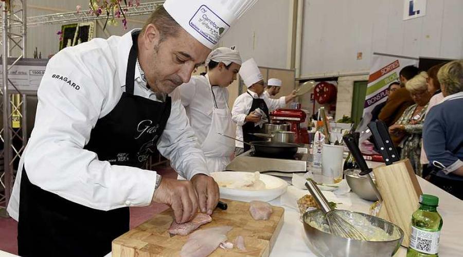Niort d monstrations et concours culinaires en pagaille for Parc des expositions niort