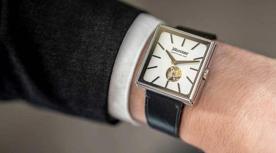 Cholet  Bodet s'attaque à l'univers des montres | Courrier