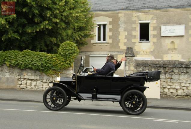 Ford T à Saint-Hilaire-Saint-Florent