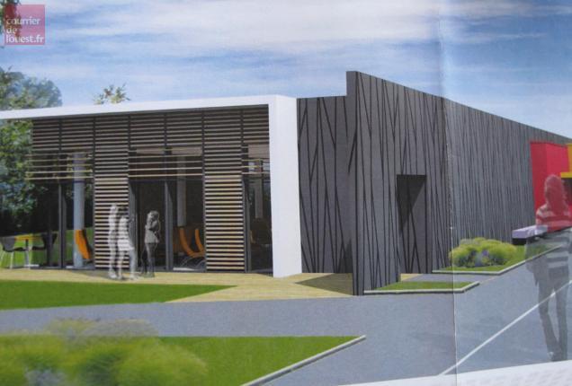 Le nouveau bâtiment sera livré dans un an