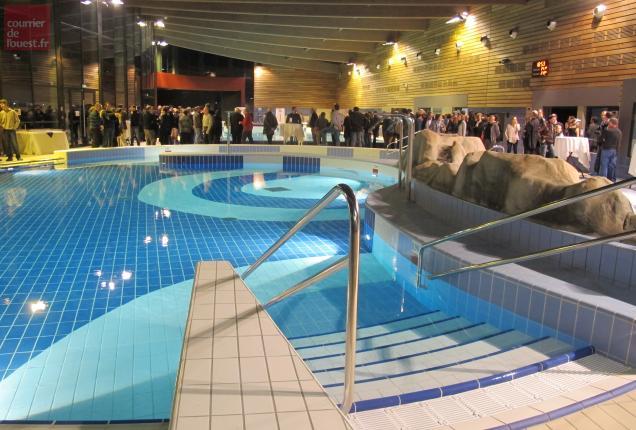 beaufort en anjou une piscine communautaire qui promet On piscine anjou