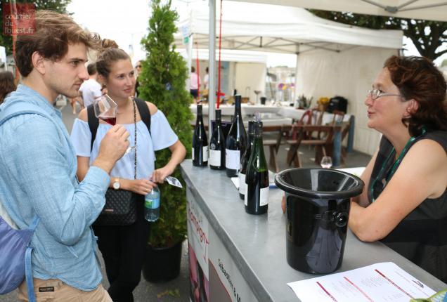 35 vignerons ont fait goûter leurs vins.