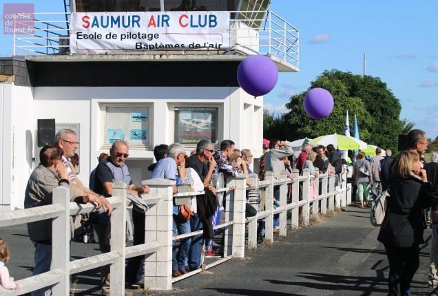 Saumur, Terrefort, dimanche 2 octobre 2016.
